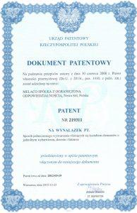 Patent 219311