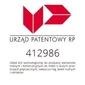 Melaco Patent 412986